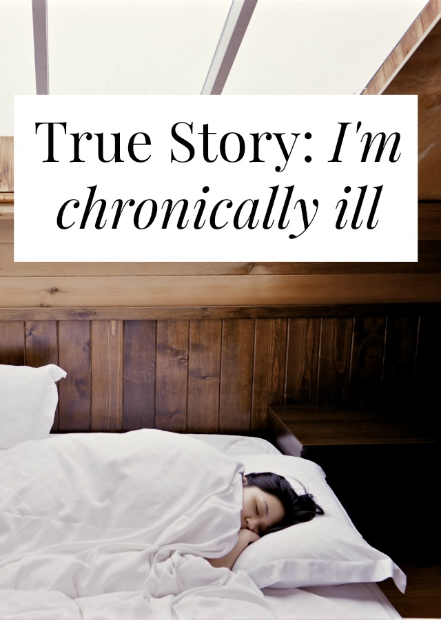 What's it like to be chronically ill? One woman shares her story as well as the resources that have helped her and how we can help friends or family with chronic illnesses. >> yesandyes.org