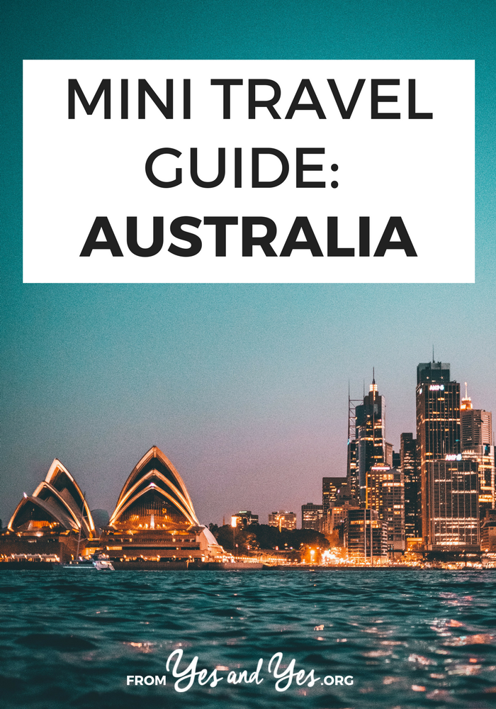 Looking for a travel guide to Australia? Click through for great Australia travel tips - ideas on what to do, where to go, and how to travel Australia cheaply, safely, and respectfully!