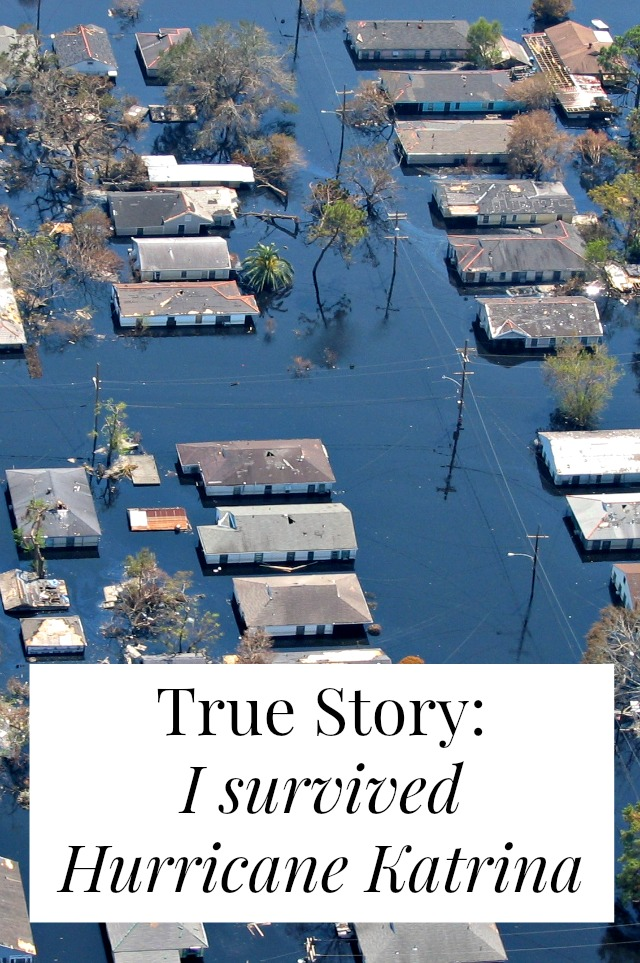 What was it like to survive Hurricane Katrina? To evacuate and rebuild your life in another state? One woman shares her story >> yesandyes.org