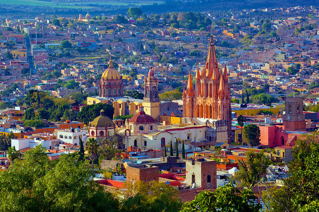Things to see in Mexico, places to go in Mexico, San Miguel de Allende