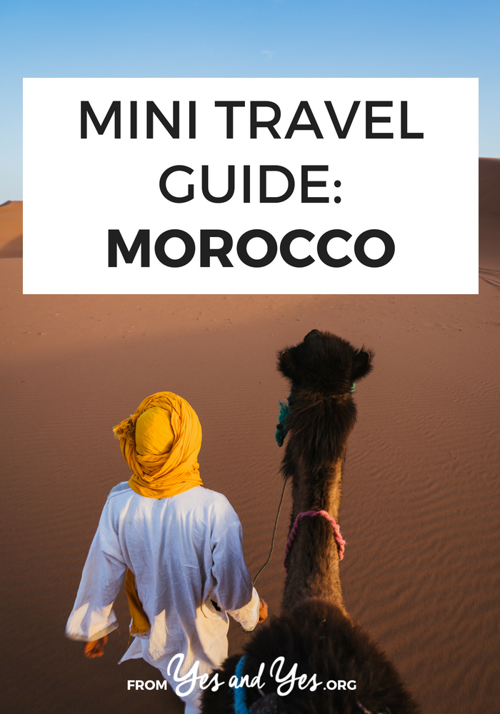 Looking for a travel guide to Morocco? Click through for from-a-local Morocco travel tips on what to do, where to go, what to eat, Moroccan cultural tips, and cheap travel advice! #morocco #Marrakesh #moroccotravel