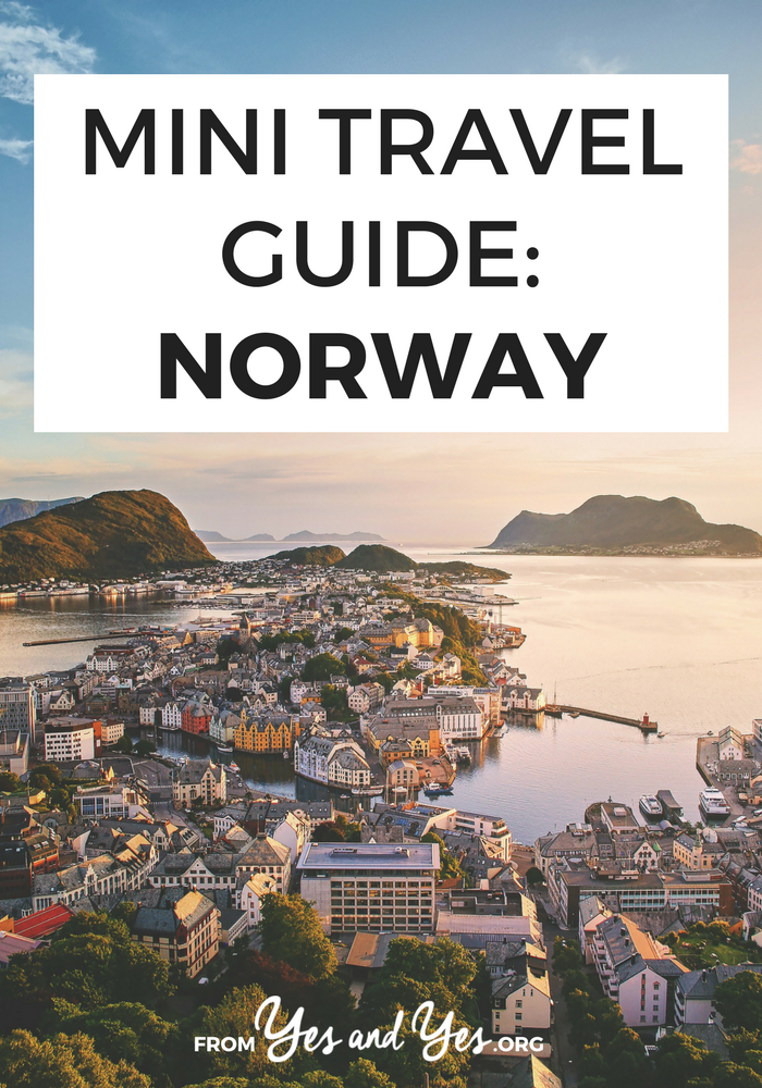 Looking for a travel guide to Norway? You're in the right place! Click through for from-a-local Norwegian travel tips on what to do, where to go, what to eat, Norwegian cultural tips, and cheap travel advice!