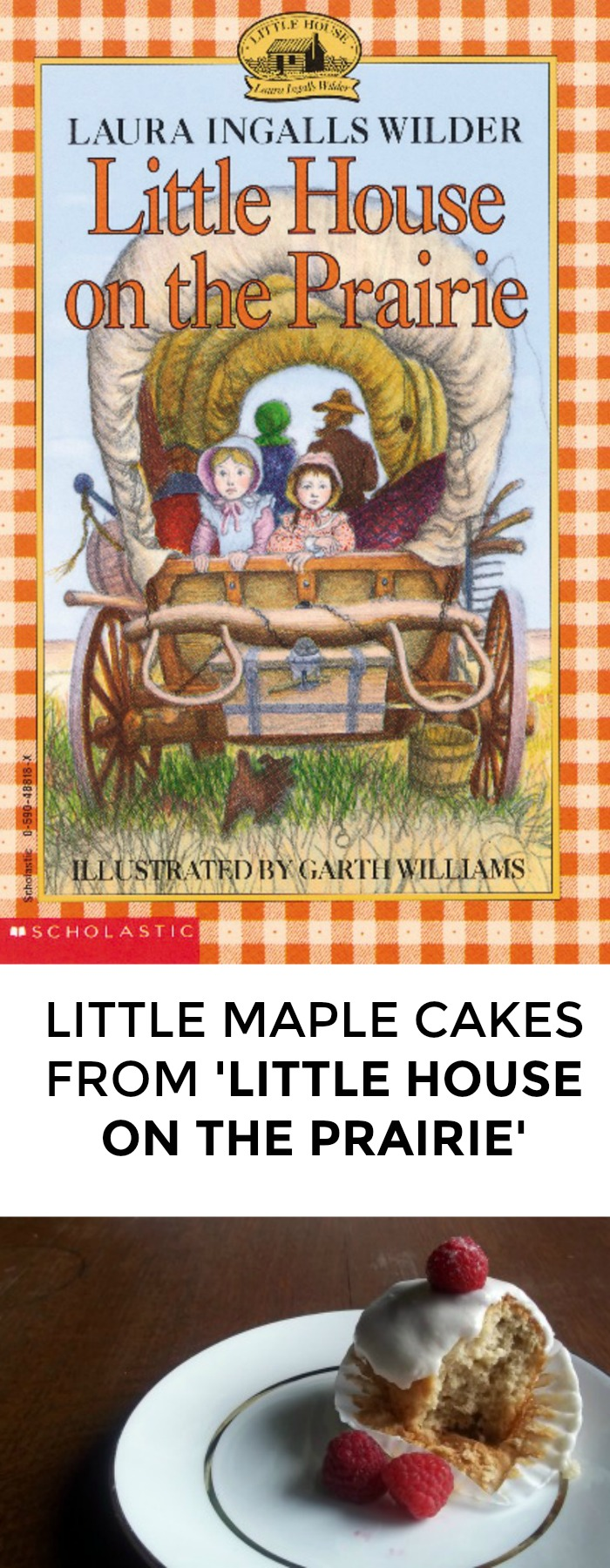 Looking for a recipe from Little House On The Prairie? Click through for an easy, delicious recipe for little maple cakes!
