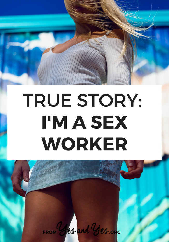 Have you ever been curious about the day-to-day realities of sex work? Click through for an interview with a sex worker that is super interesting and enlightening!
