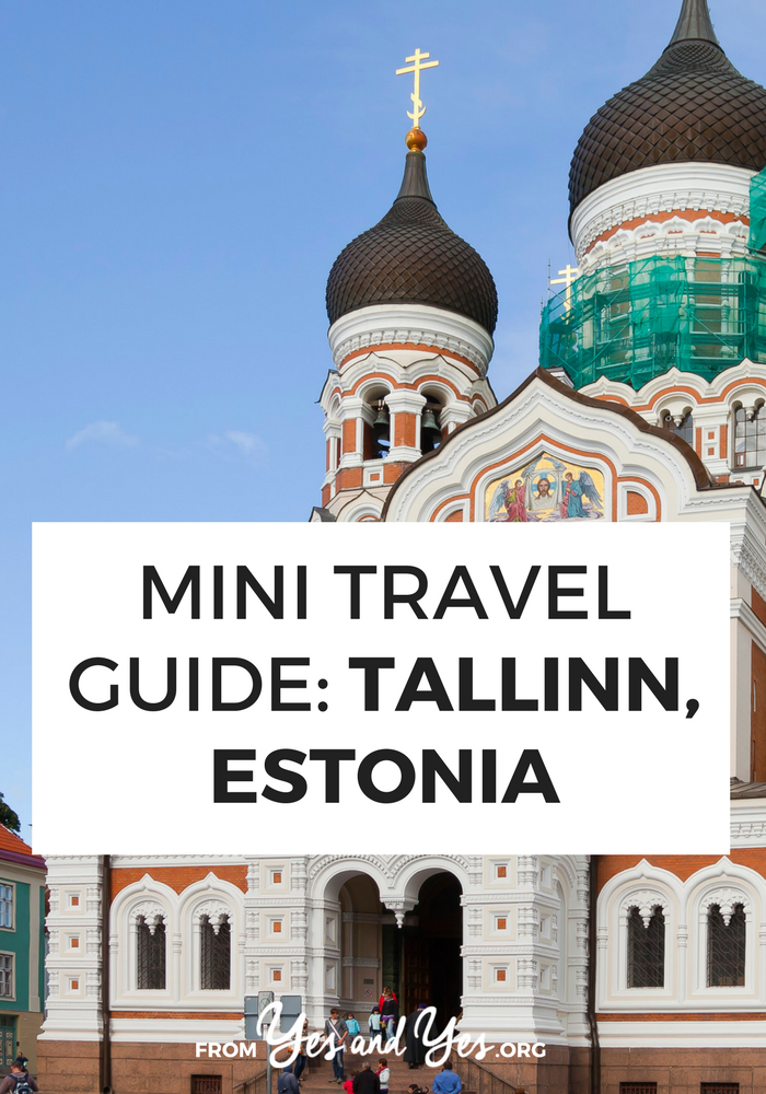 Looking for a travel guide to Tallinn, Estonia? Click through for Estonia travel tips from an experienced traveler - what to do, where to go, and how to do it all safely, cheaply, and respectfully!