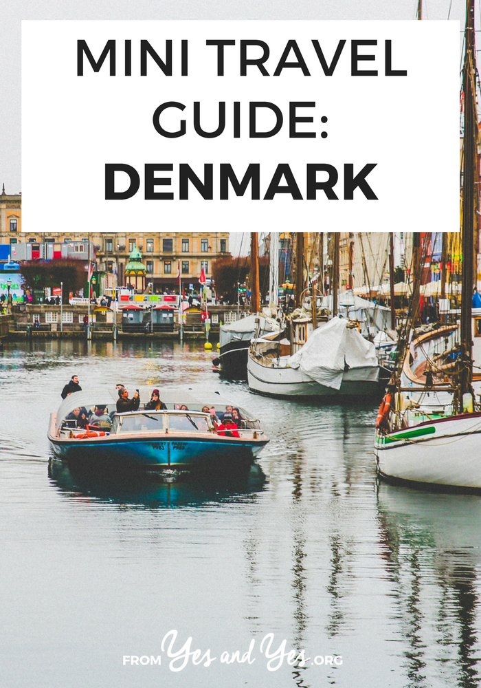 Looking for a travel guide for Denmark? Click through for from-a-local Danish travel tips on where to go, what to do, what to eat, and how to travel cheaply!