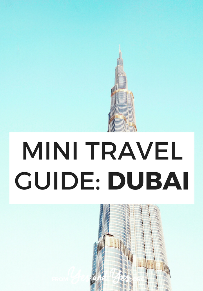 Looking for a travel guide to Dubai? Click through for from-a-local tips on where to go, what to do, what to eat, cultural tips, and cheap travel advice!