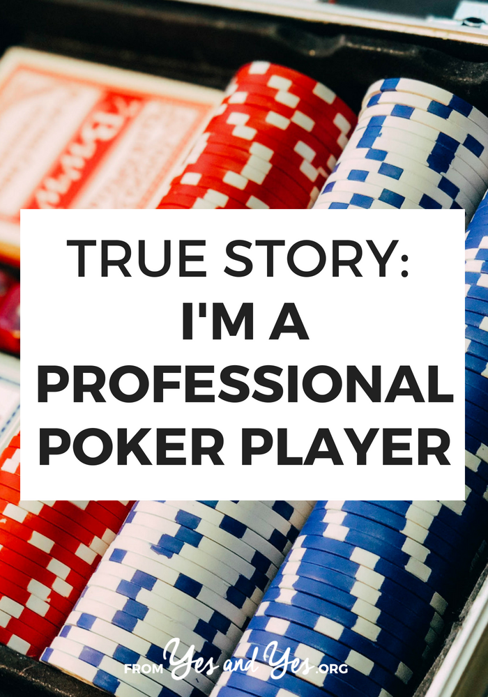 What's it like to be a professional poker player? Exactly how stressful is it to gamble for a living? One professional gambler shares his story!