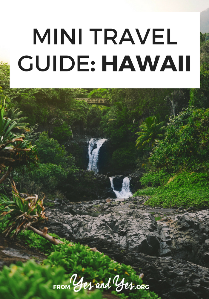 Looking for a travel guide to Hawaii? Click through for from-a-local Hawaii travel tips - where to go, what to do, what to eat, and how to do travel Hawaii cheaply!