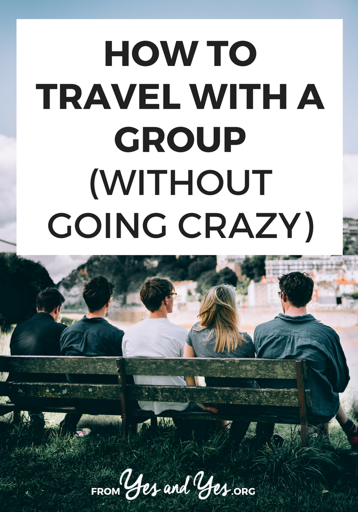 I think a lot of us want to travel with a group of friends, but the logistics can feel overwhelming. I've organized and coordinated multiple group trips - from 4 people to 12! - and here are all my tips >> yesandyes.org