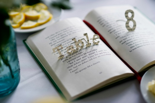 Hardcover book craft ideas