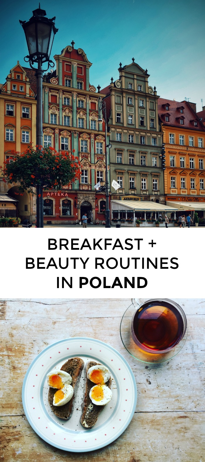 Wondering what Polish beauty products women swear by? What's the best Polish breakfast? Click through for Polish beauty tips from locals!