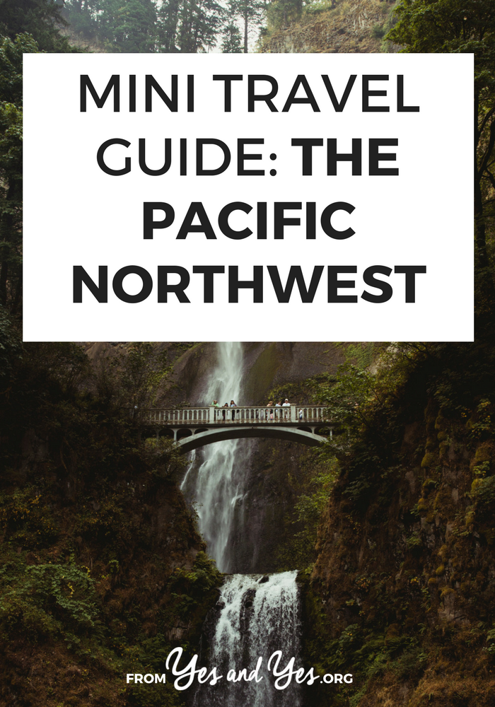 Looking for a travel guide to the Pacific Northwest? Click through for PNW travel tips from a local - what to do, where to go, and how to travel the Pacific Northwest cheaply, safely, and respectfully!
