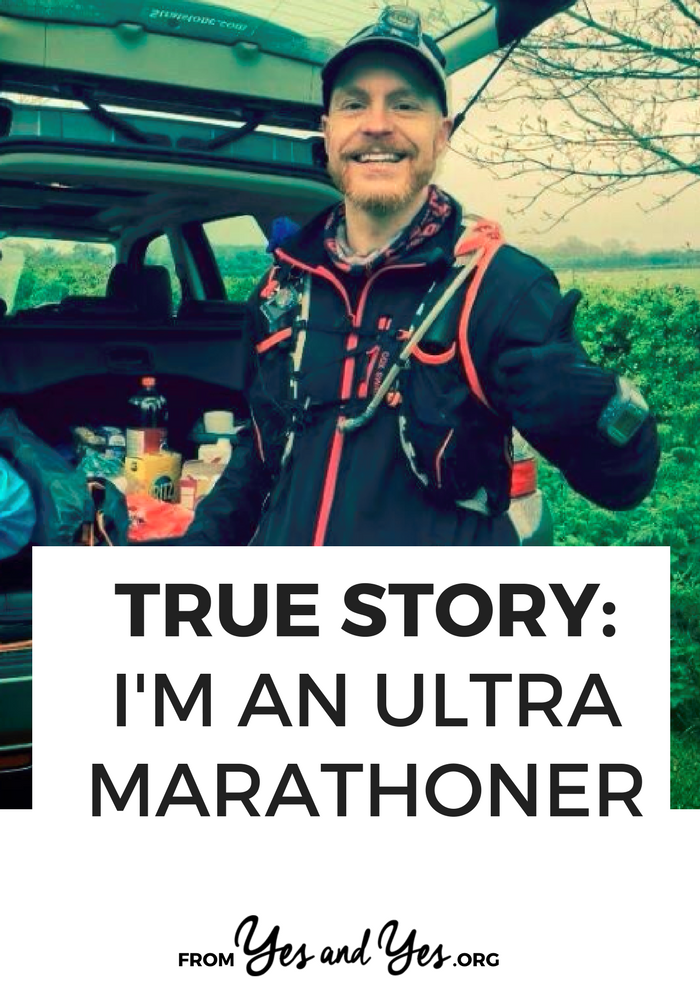 What's an ultra marathoner? And how can a human run for 24 hours or 48 hours at a time? if you run marathons and you're looking to run even longer distances, click through for one ultra marathoners story!
