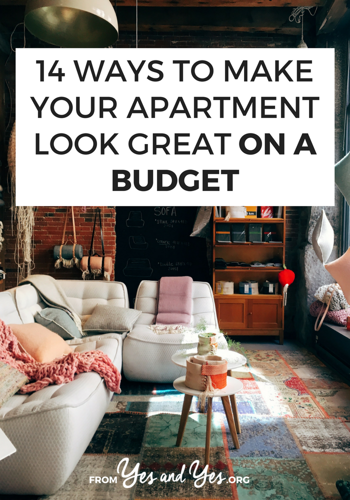 Want to make your apartment look great on a budget or find cheap decorating ideas? You're in the right place! After 14 apartments, here are all my favorite ways to decorate on a budget!