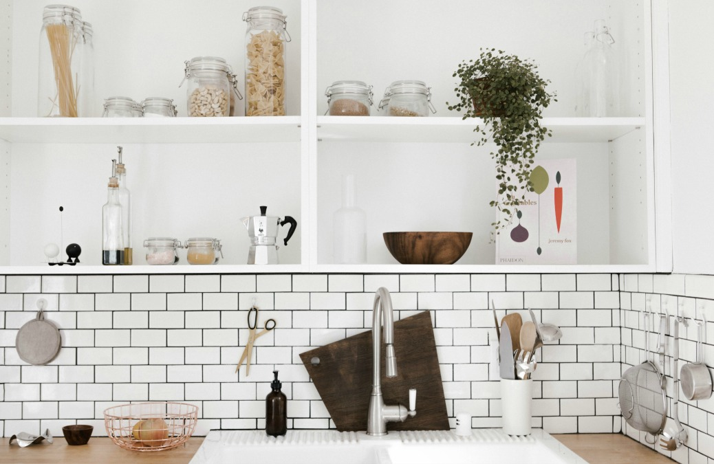 4 Ways To Disguise Horrible Ugly Kitchen Cupboards