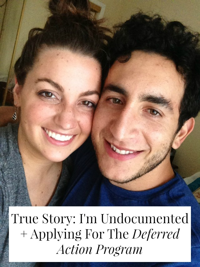 What it's like applying for the deferred action program? What does it mean to live as an undocumented person in America? Click through for one man's story