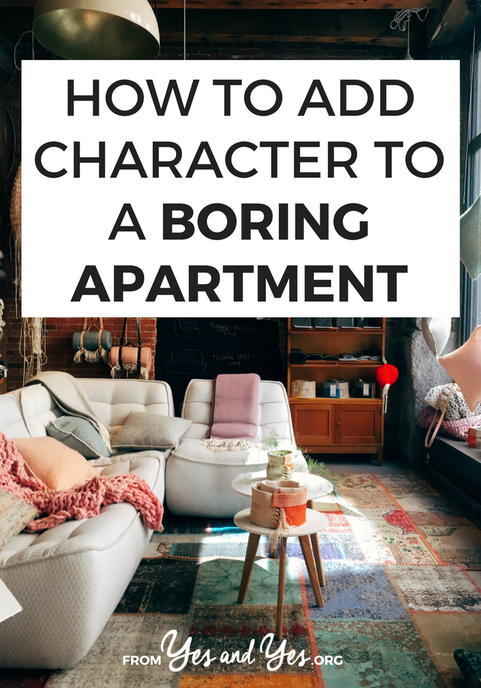 Want To Add Character A Boring Apartment Make Your E Feel Like Home