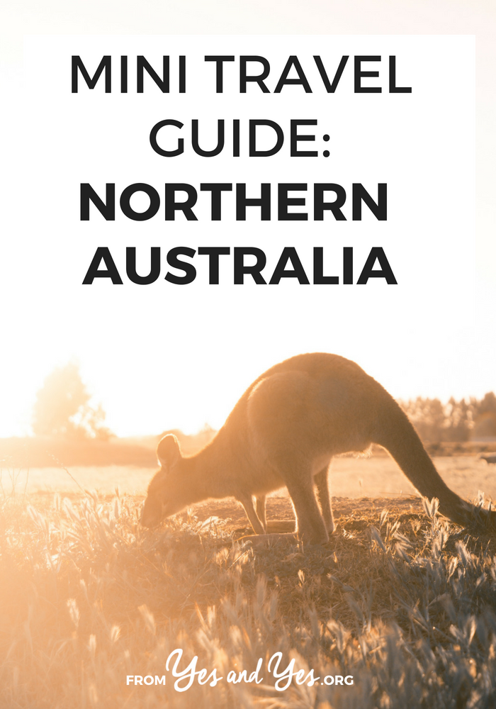 Looking for a travel guide to Australia's Northern Territory? Click through for a locals best Northern Australia travel tips - where to go, what to do, and how to travel Australia's Northern Territory cheaply, safely, and respectfully!