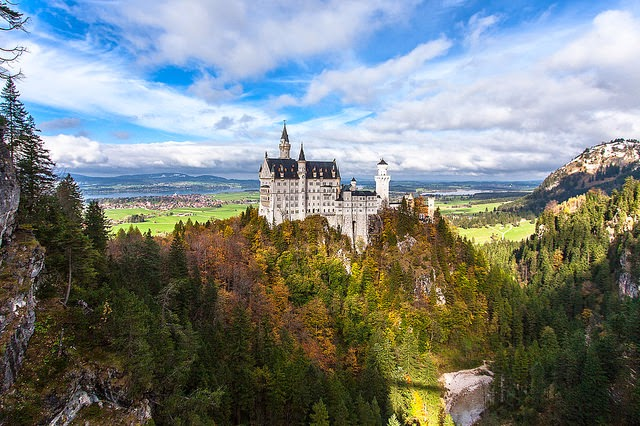 Must do in Bavaria and Northern Austria