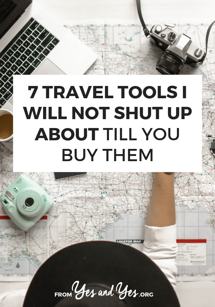 Can the right travel tools really improve your trip? For sure! All the travel tips in the world and the best packing list won't help if you're not packing the right stuff. Click through travel must-haves that will improve any trip!
