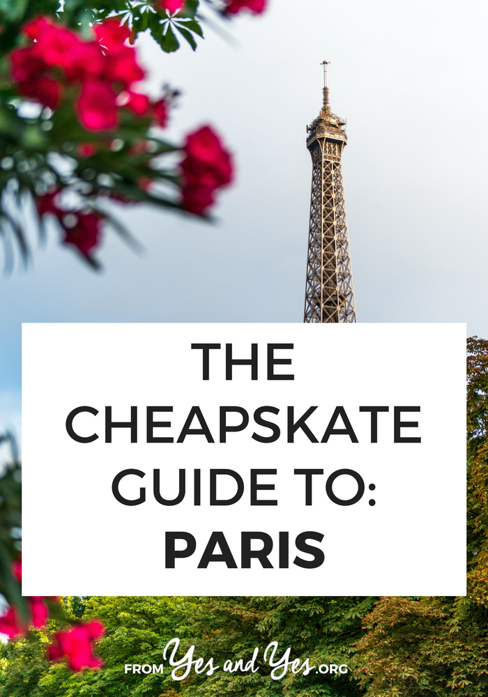 Looking for a guide to Paris? Want to travel Paris on the cheap? Click through for budget Paris travel tips from a local - what to do, where to go, and how to travel Paris cheaply, safely, and respectfully!