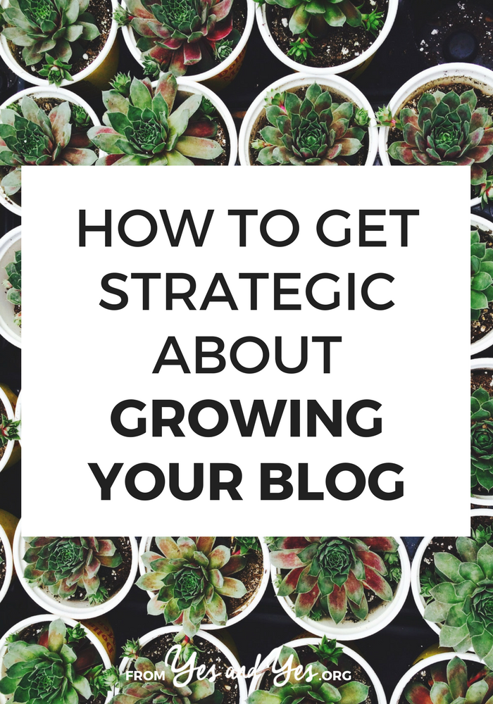 Ready to get serious about growing your blog? It's about more than guest posts or social media. These three steps could be the difference between readers that stop by once and people who hire and book you. Click through to find out what they are >> yesandyes.org