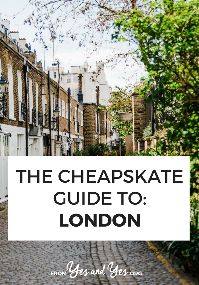 Looking for cheap travel tips for London? Click for a local's best London budget travel tips - affordable theater, budget hotels, and cheap beer! #london #budgettravel #cheaptravel #londontravel