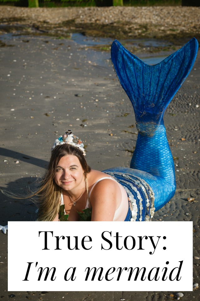 A sweet, interesting interview with a mermaid! One woman shares her story and where she gets her tails and how she really swims with them! >> yesandyes.org