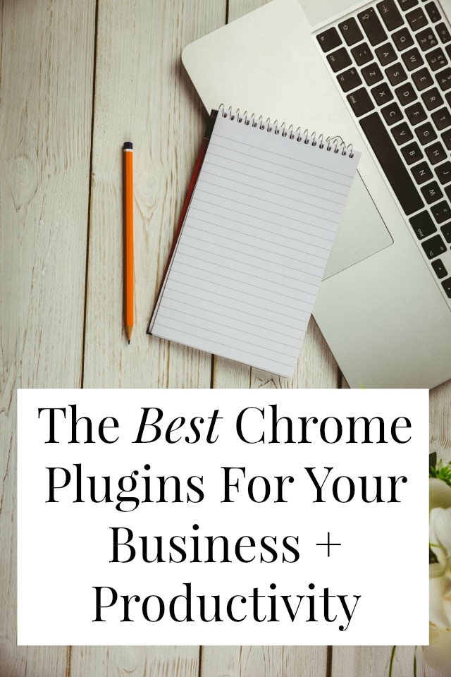 These Google plugins will make your business run smoother and your increase your productivity. If you're looking for productivity tips or business advice, look no further! Click through to find out which plugins your should install today! >> yesandyes.org