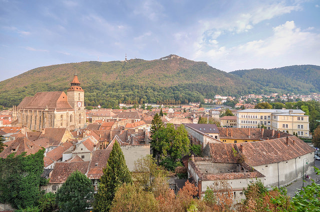 Places to stay in Transylvania