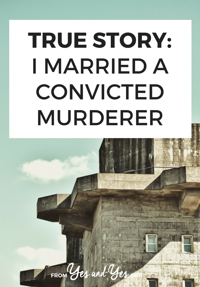 Why would someone choose to marry a felon - much less a convicted murderer? Many women who marry inmates or felons are deemed 'crazy' but people who've been incarcerated are - of course - still people.