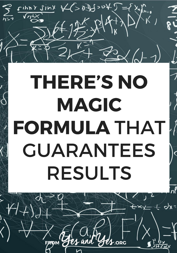 Are you looking for the online success formula? Well, sadly there isn't one. But this blog post does have tons of great tips to make more sales without working harder!