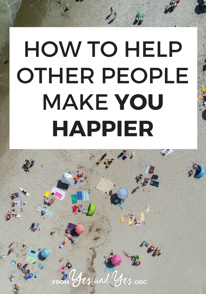 Can you enlist the people in your life to help you be happier? Yes! Sort of! If you're looking for happiness tips or relationship advice, click through for suggestions on how to make your needs and expectations known - lovingly.