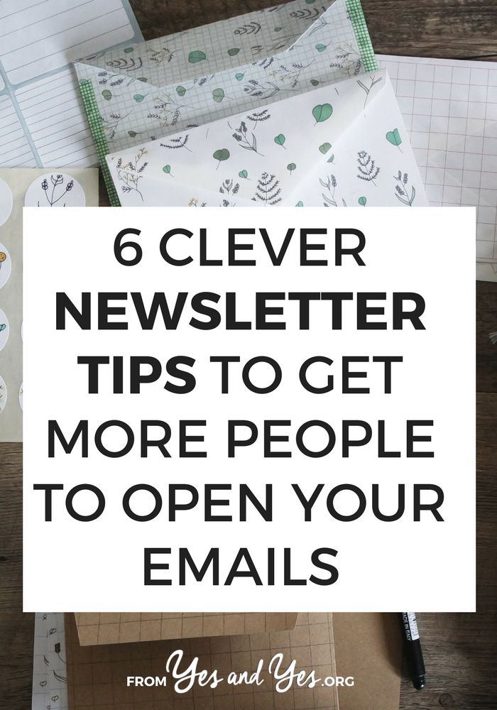 Looking for newsletter tips to increase your open rate? Want more people to open your newsletters? My open rate is 15% higher than industry average - Click through to find out how I do it!