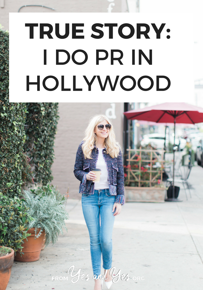 What's it like to do PR in Hollywood? How can you promote yourself without feeling gross? Great insights from a LA PR veteran! Click through to learn some pr tips for yourself!