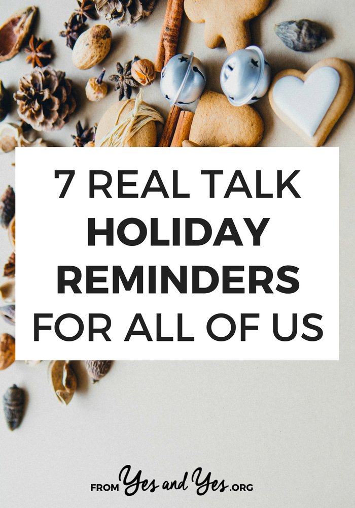 These holiday tips will help you navigate the holidays with intentional and grace. If you're hoping for a stress-free holiday season or a more minimalist Christmas, tap through for helpful, sane holiday tips. #holidaytips #Christmas #minimalism