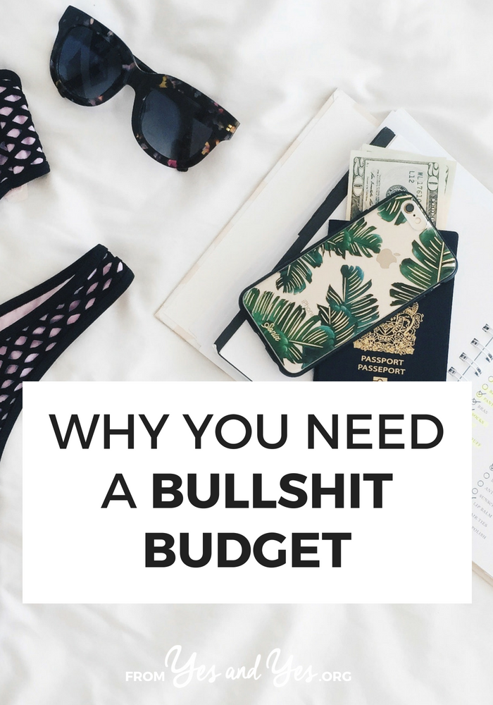 What's is a bullshit budget? Want more money for things that make you happy? If you're looking for budgeting tips, click through and learn how to save money on things you hate.